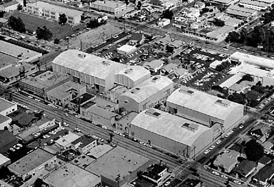 Tv Studios Backlots And Ranches In The 1950 S 1970 S