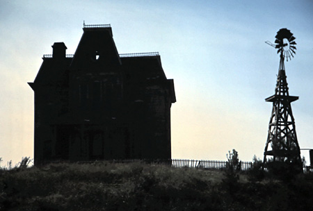 <i>Psycho</i> House in 1983